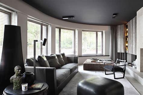 Ultra Modern Home Design Inspirations Osez Peindre Votre Plafond Frenchy Fancy
