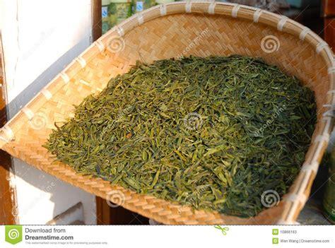 Teh Longjing the longjing tea hangzhou china stock photos image 10866163