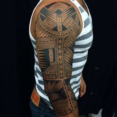samoan tribal tattoo meanings 60 best designs meanings tribal