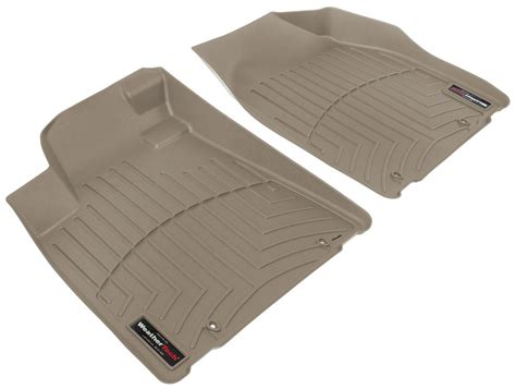 2011 lexus rx 350 weathertech front auto floor mats tan