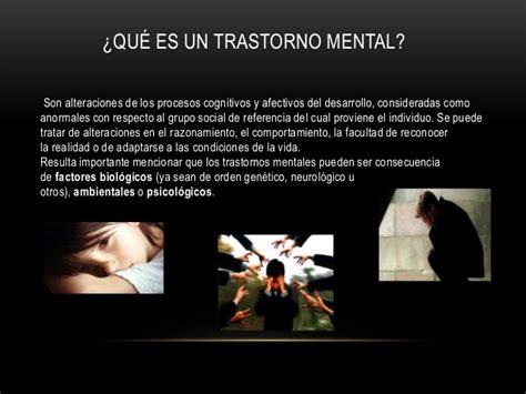 imagenes mentales que son trastornos mentales