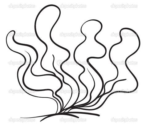 sea plants printable clipart clipart suggest
