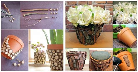 How To Decorate Pot At Home by Diy Garden Pots Decoration Ideas That Ll Your Mind