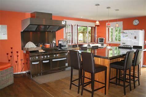 deco cuisine orange d 233 co cuisine orange
