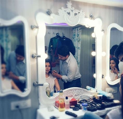 makeup room film anushka sharma all set to shoot for salman khan s sultan