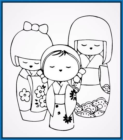 imagenes para dibujar faciles y tiernas dibujos de mu 241 ecas faciles para colorear archivos