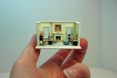 living in a box room in your miniature miniatures nell corkin february 2011