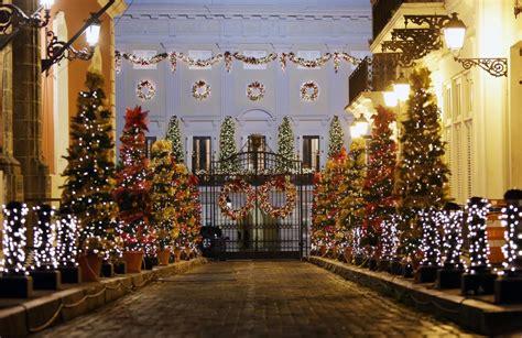 imagenes de navidad en pr turismo le da la bienvenida a la navidad la fortaleza