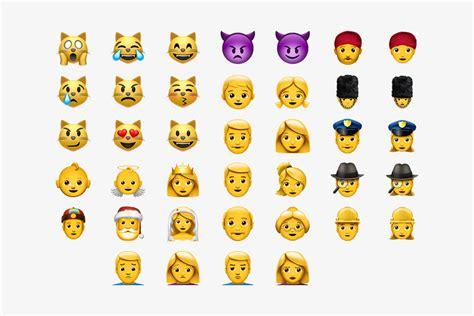emoji ios 10 apple voici les nouveaux emojis d ios 10 gq