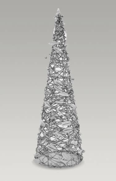 blue and silver cone christmas tree best 28 silver cone tree white pearl cone three set trees blush silver glitter