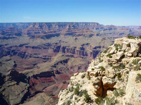 Grand Canyon: Desert view, Lipan Point, Moran Point ... J 16