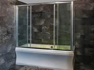badewannen glas badewannenaufsatz duschabtrennung f 252 r badewanne mit