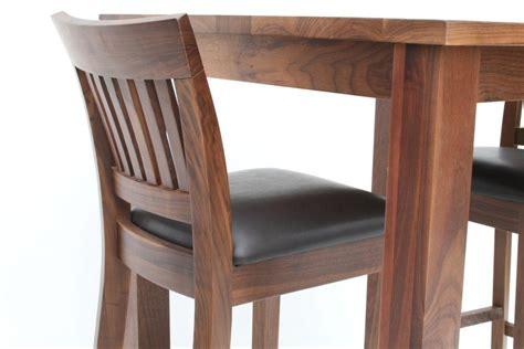 walnut breakfast bar table walnut dining table furniture walnut tables chairs