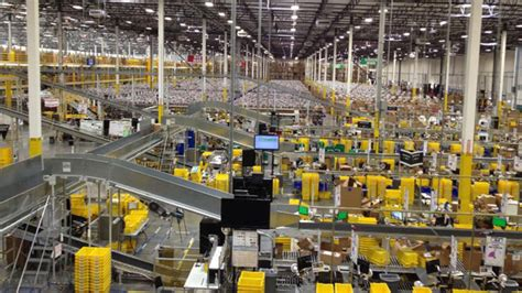 ebay warehouse from click to delivery inside amazon s cyber monday