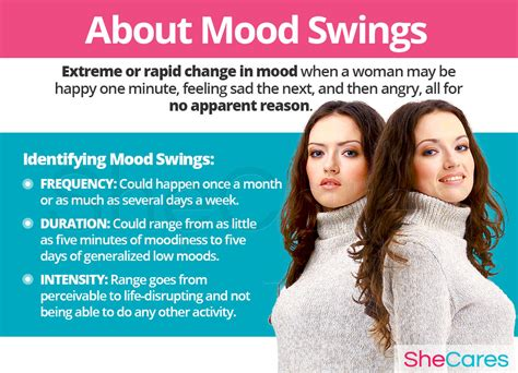 mood swing causes mood swings shecares