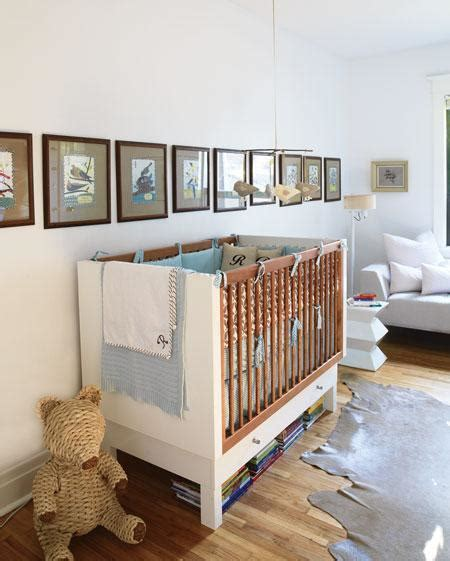 Grey Brown Crib by Modern Gray Crib Design Ideas
