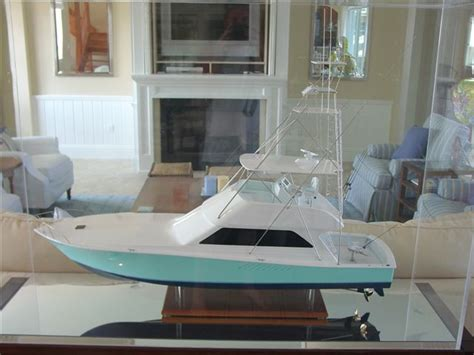 model sport fishing boat kits model boats by captains models