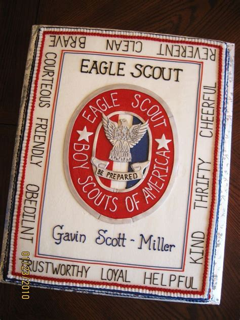 Eagle Scout Cake Decorations by Best 25 Eagle Scout Cake Ideas Only On