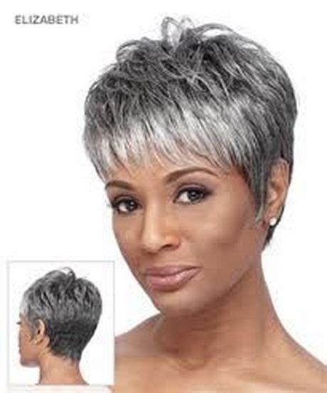 hairstyles grey hair funky short hair styles for grey hair hair pinterest gray