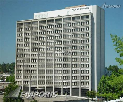 paccar usa paccar tower bellevue 127989 emporis