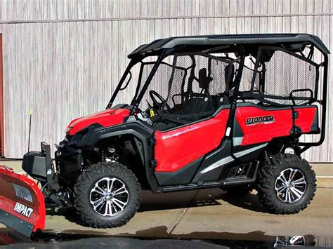2018 honda pioneer 1000 5 le changes accessories deluxe limited