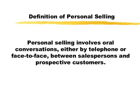 Business Administration Mba Definition by Personal Selling Sales Management Unitedworld School