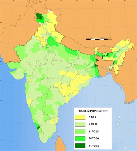 Full Text Of Islam In India Or The Q An Un I Isl Am The | file muslim population in india 2001 png wikimedia commons