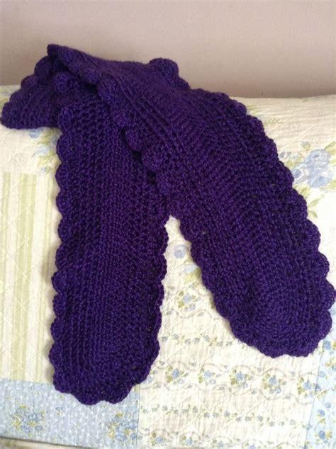 jennifer s scarf free crochet pattern from red heart yarns crocheted from free red heart pattern crochet scarves