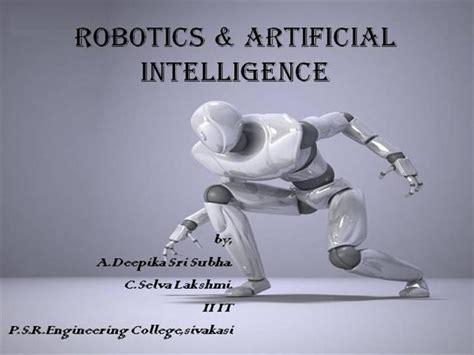 slides for ppt on robotics robotics authorstream