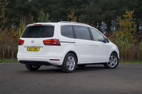 seat alhambra design styling autocar