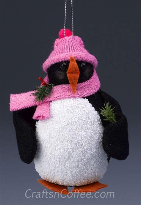 diy sock penguin 12 best images about penguin crafts on crafts