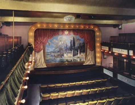 Sheridan Opera House Portfolio Of Restoration Original