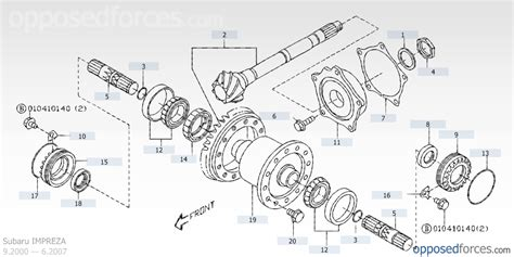 automobile front axle beam and stub axle different trans swap problems stub axles 05 gt 02 nasioc
