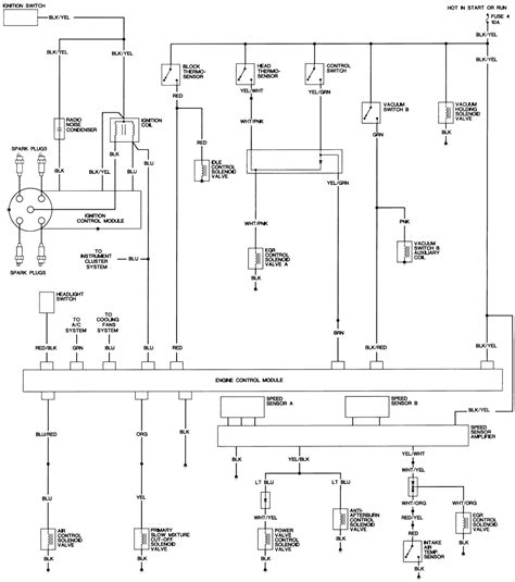 93 honda civic distributor wiring diagram wiring diagrams