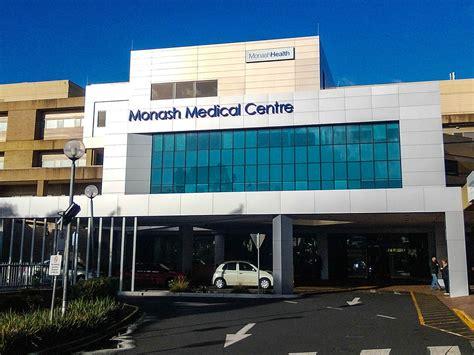 monash medical centre monash health