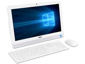 Dell Inspiron 3052 Dhcynnontouch all in one dell inspiron 20 3052 procesador intel celeron n 3150 hasta 2 08 ghz memoria de