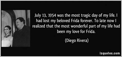 my lyrics rivera this quote shows how much diego rivera loved his