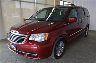 2015 Town And Country Chrysler 2015 Chrysler Town And Country Touring L With Leather
