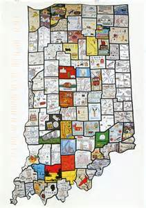 usa indiana remembering letters and postcards