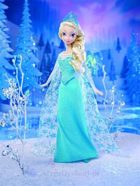 film elsa z krainy lodu lalka księżniczka elsa frozen kraina lodu