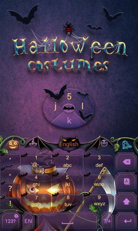 themes halloween android halloween costumes go theme free android theme download