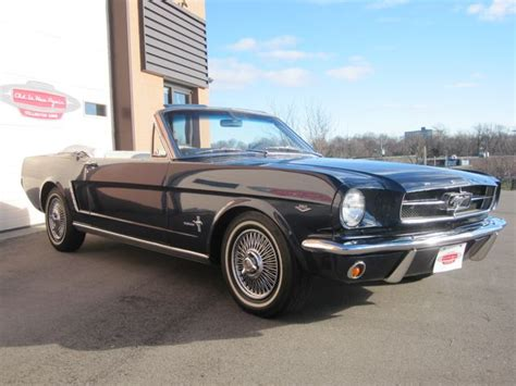 1964 5 mustang value 1964 ford mustang convertible value