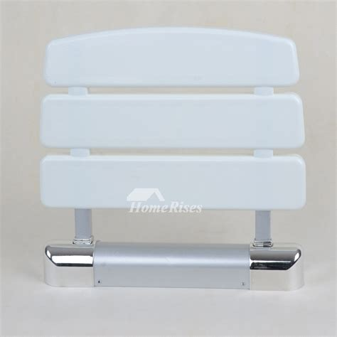 wall mounted foldable shower seat high strength plastic and aluminum wall mounted folding