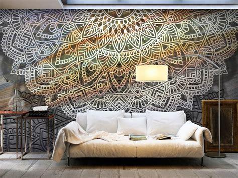 ide dekorasi rumah keren gaya mandala