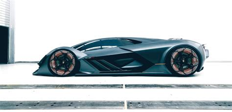 concept lamborghini lamborghini goes full electric with terzo millennio
