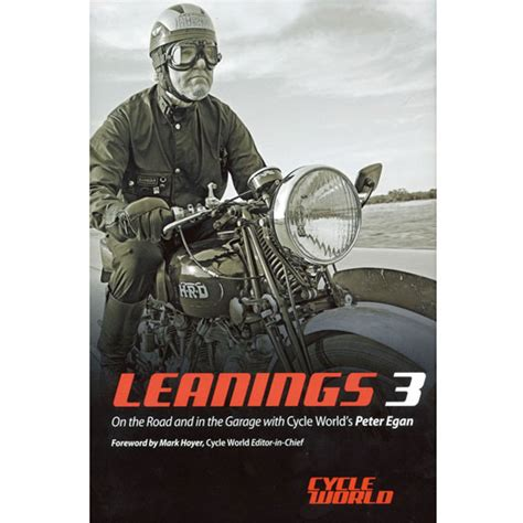 leanings    road    garage  cycle world