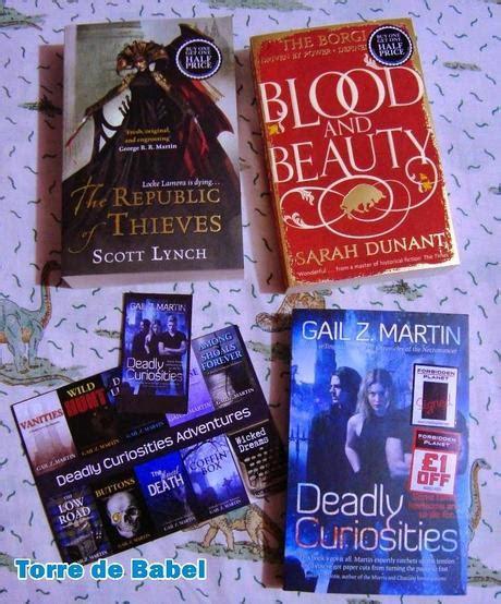 libro the republic of thieves algunas lecturas de verano y libros nuevos paperblog