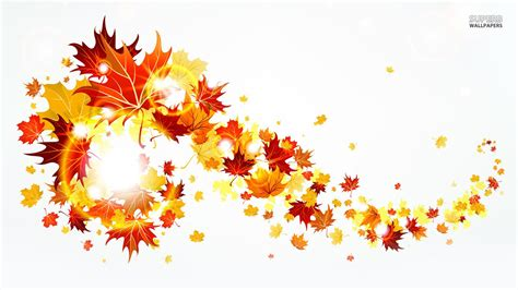 clipart autumn leaves autumn leaves background clipart