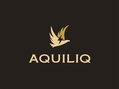 design a brand logo aquiliq apparel brand logo design spellbrand 174