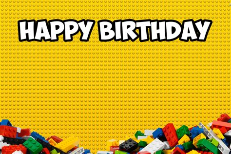 How To Decorate A Rental Home by Customised Lego Inspired Birthday Package In Sg